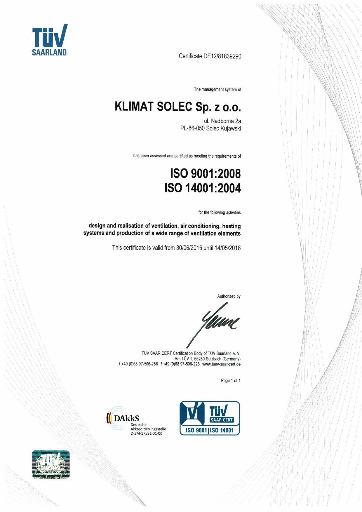 ISO en
