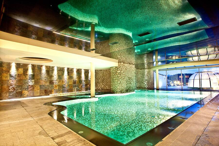 Głęboczek Vine Resort & SPA, Brzozie, Poland